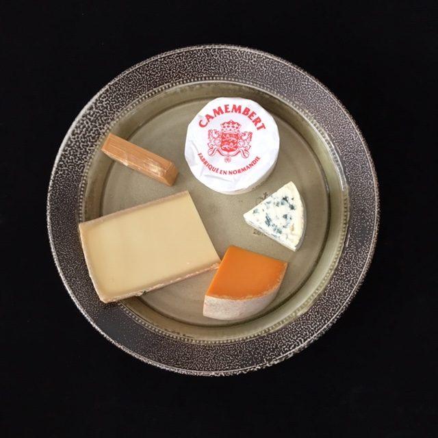 スティーブハリソンのうつわと楽しむチーズの会